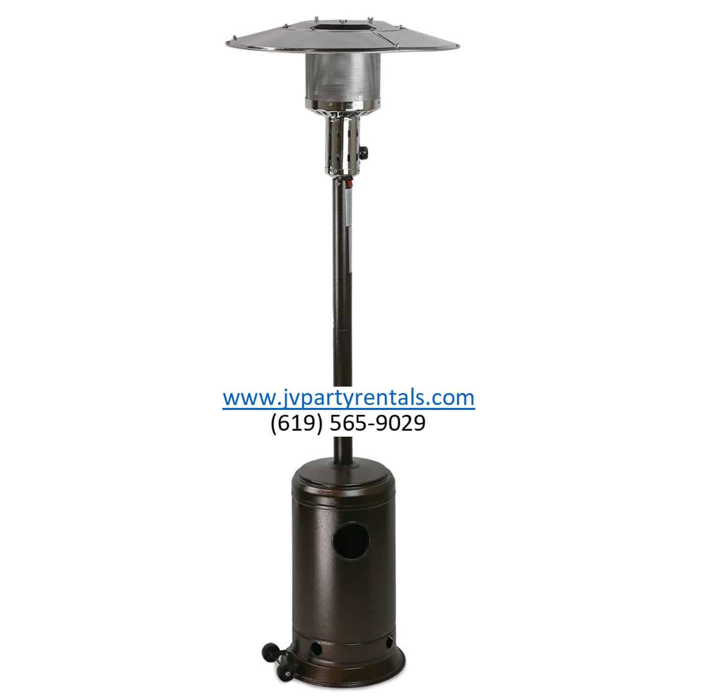 Patio Heaters (Sales) - Patio Heaters (Sales) - JV Party Rentals