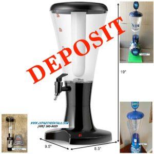 Dispenser Deposit